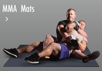 Heavy duty MMA mats for martial arts training