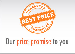 Our Price Promise to you