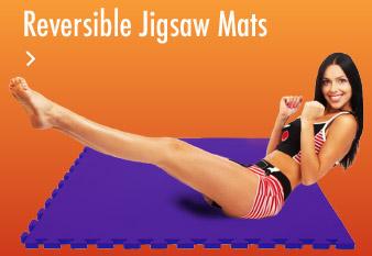 Reversible Jigsaw Mats