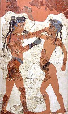 Boxing NAMA Akrotiri