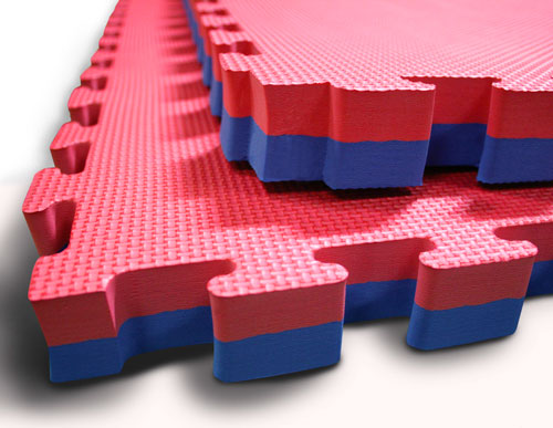 interlocking jigsaw mats for your gym or training.