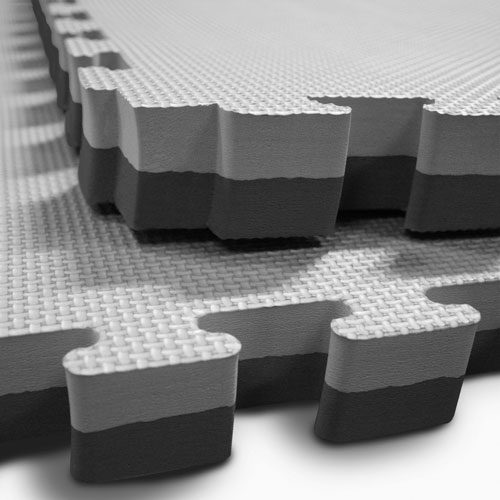 Interlocking Jigsaw Mats