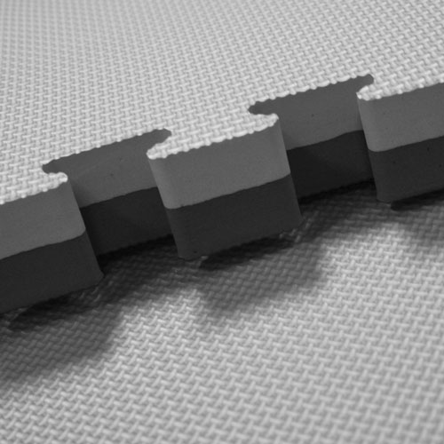 grey-black-40mm jigsaw mats