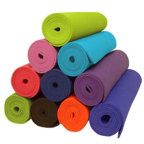 PVC yoga mats