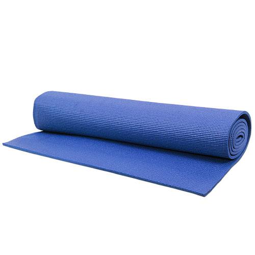 PVC YogaMat blue