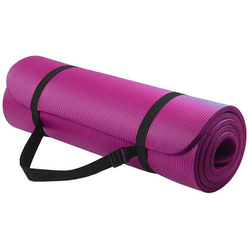 Pink NRB Yoga Mat
