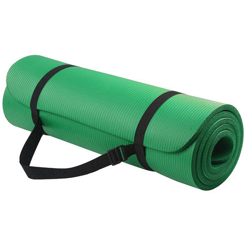 NRB Green Yoga Mat