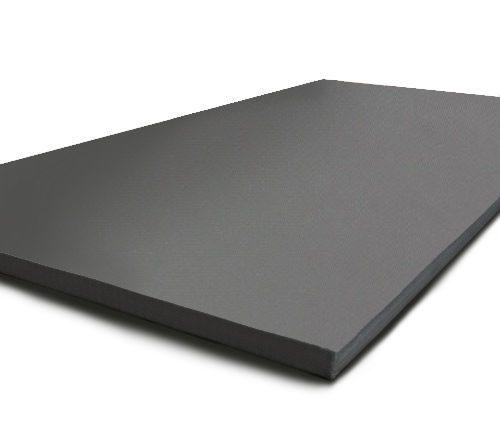 Tatami Grey Smooth Mat