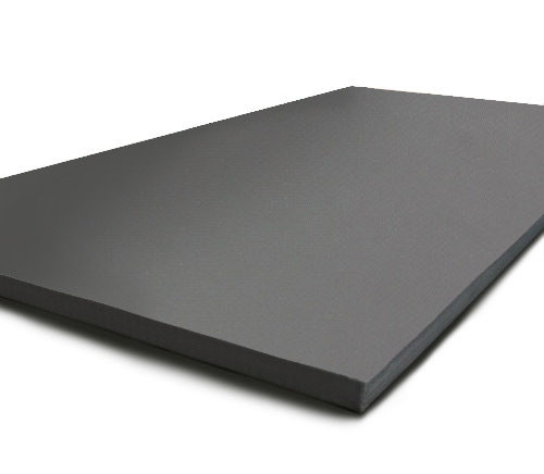 Tatami Grey Smooth Mat