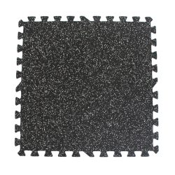 RUBBER JIGSAW GYM TILES