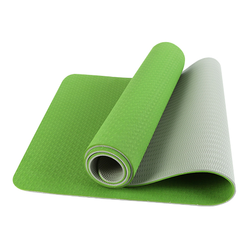 green TPE yoga