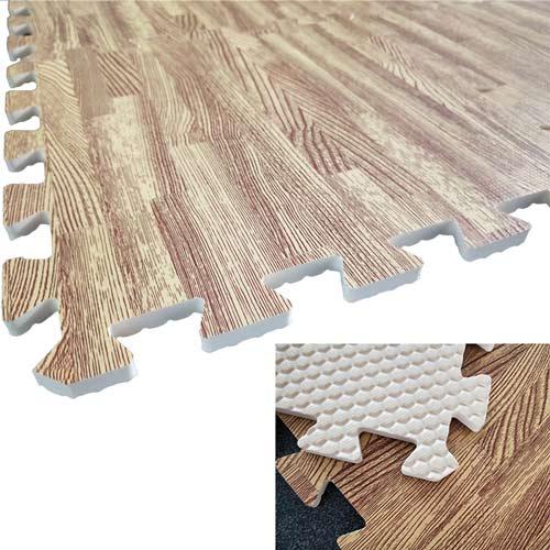 Wood Grain Mats