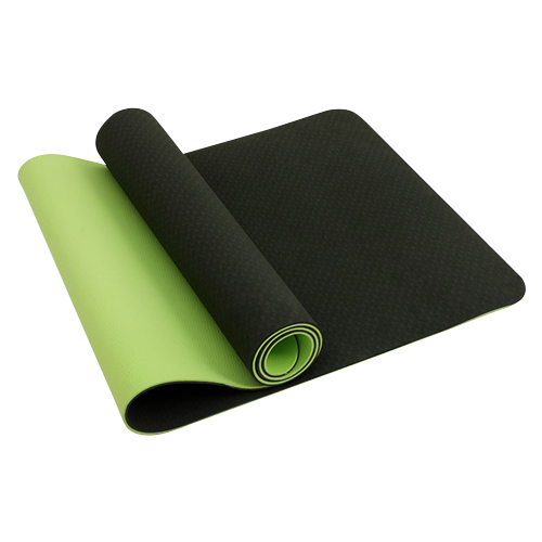 TPE yoga mat black